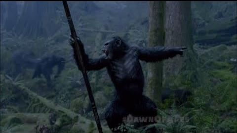 DAWN OF THE PLANET OF THE APES - Official TV Spot 2 (2014) HD-0