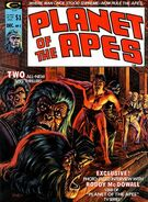 Planet of the Apes Magazine 3