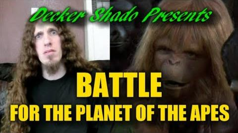 Battle for the Planet of the Apes Review by Decker Shado