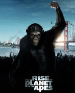 Rise of the Planet of the Apes Poster portal 01
