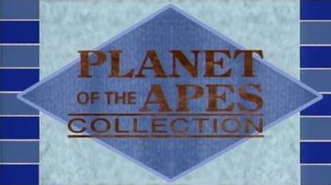 Planet of the Apes Saga