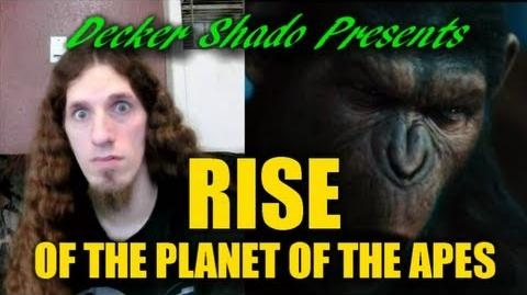 Rise of the Planet of the Apes Review by Decker Shado
