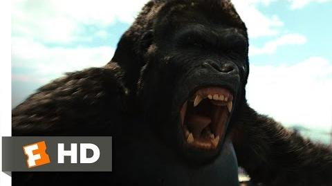 Rise of the Planet of the Apes (5 5) Movie CLIP - Gorilla vs. Helicopter (2011) HD
