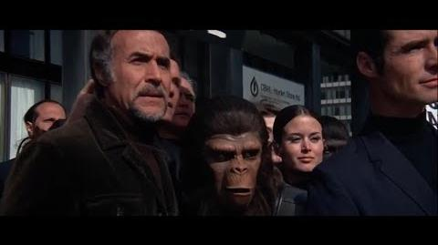 "Conquest of the Planet of the Apes (1972) ""Lousy human bastards!"""