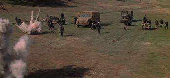 Mutant army