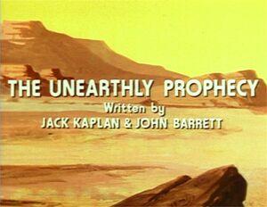 Ret prophecy