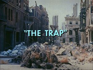 The Trap title card