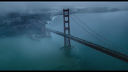 Golden Gate Bridge (PostSimianFlu)