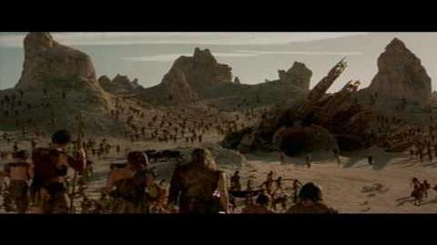"""Planet of the Apes TV Spot """"Event Revised"""""""