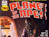 Planet of the Apes Magazine 23
