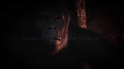 Planet of the Apes Last Frontier - Khan
