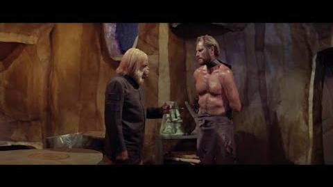 Planet of the Apes (1968) Taylor talks with Dr. Zaius part 1 2
