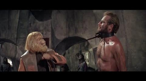 Planet of the Apes (1968) Trial scene part 3 5