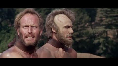 Planet of the Apes (1986) Trial scene part 4 5