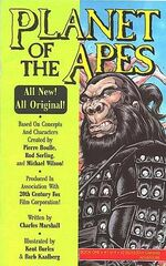 Planet of the Apes 1 (card)