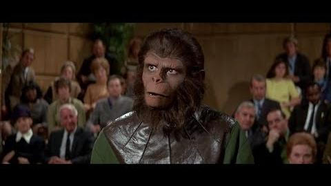 "Escape from the Planet of the Apes (1971) ""Only when she lets me"""