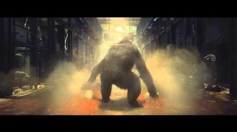 Rise of the Planet of the Apes TV Spot 2 20th Century FOX