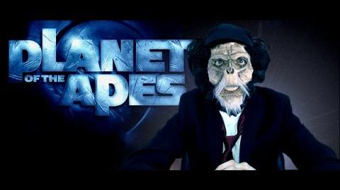 Planet of the Apes (2001) - Nostalgia Critic