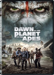 Planet of Apes DVD