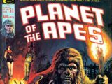 Planet of the Apes Magazine 13