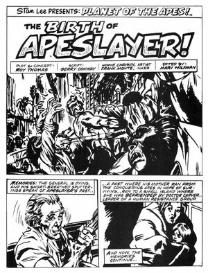 Killraven Apeslayer