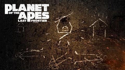 Planet of the Apes Last Frontier Episode Three Tola's Revenge 20th Century FOX