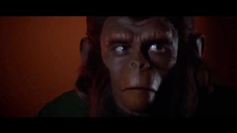 "Conquest of the Planet of the Apes (1972) Caesar's speech ""Where there is fire"" part 3 5"