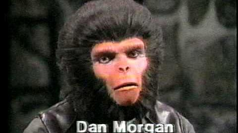 Creature Features - 'Planet of the Apes' Cornelius