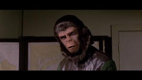 Escape from the Planet of the Apes (1971) How Apes rose part 2 5