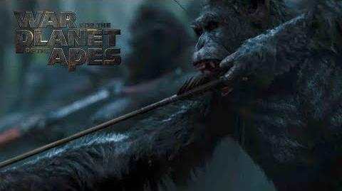 "War for the Planet of the Apes ""Their Reign Begins"" TV Commercial 20th Century FOX"