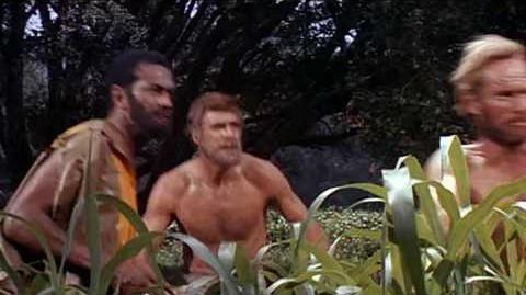 Planet of the Apes Teaser Trailer