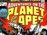 Adventures on the Planet of the Apes 1
