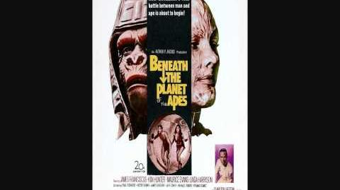 Leonard Rosenman - Beneath The Planet Of The Apes (Main Title)