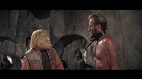 Planet of the Apes (1968) Trial scene part 3 4
