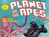 Planet of the Apes Magazine 15