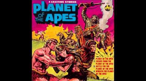 Power Records - Battle For The Planet Of The Apes - Audio Drama