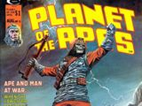 Planet of the Apes Magazine 11