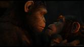 Caesar & Cornelia at film's ending