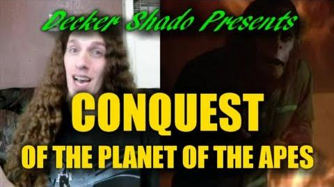 Conquest of the Planet of the Apes Review by Decker Shado