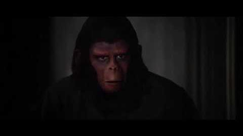 Conquest of the Planet of the Apes (1972) Caesar builds the revolution part 1