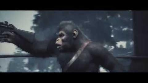 Planet of the Apes Last Frontier Launch Trailer