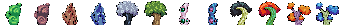 Trees Planetoid