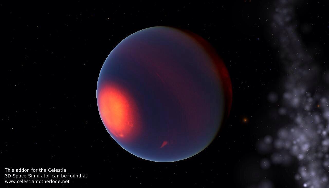 Image - HD 149026b extrasolar ...