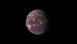 300px-Planet Gliese 581 c