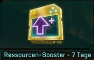 Ressourcenbooster 7Tage