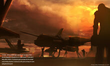 Planetside 2 pre viz mosquito prep by ukitakumuki-d59dwog
