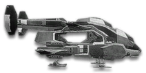 Valkyrie Side View Icon