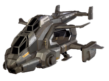 Vehicle Valkyrie