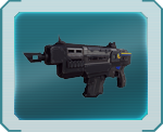 Weapons SMG