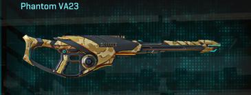 Sandy scrub sniper rifle phantom va23